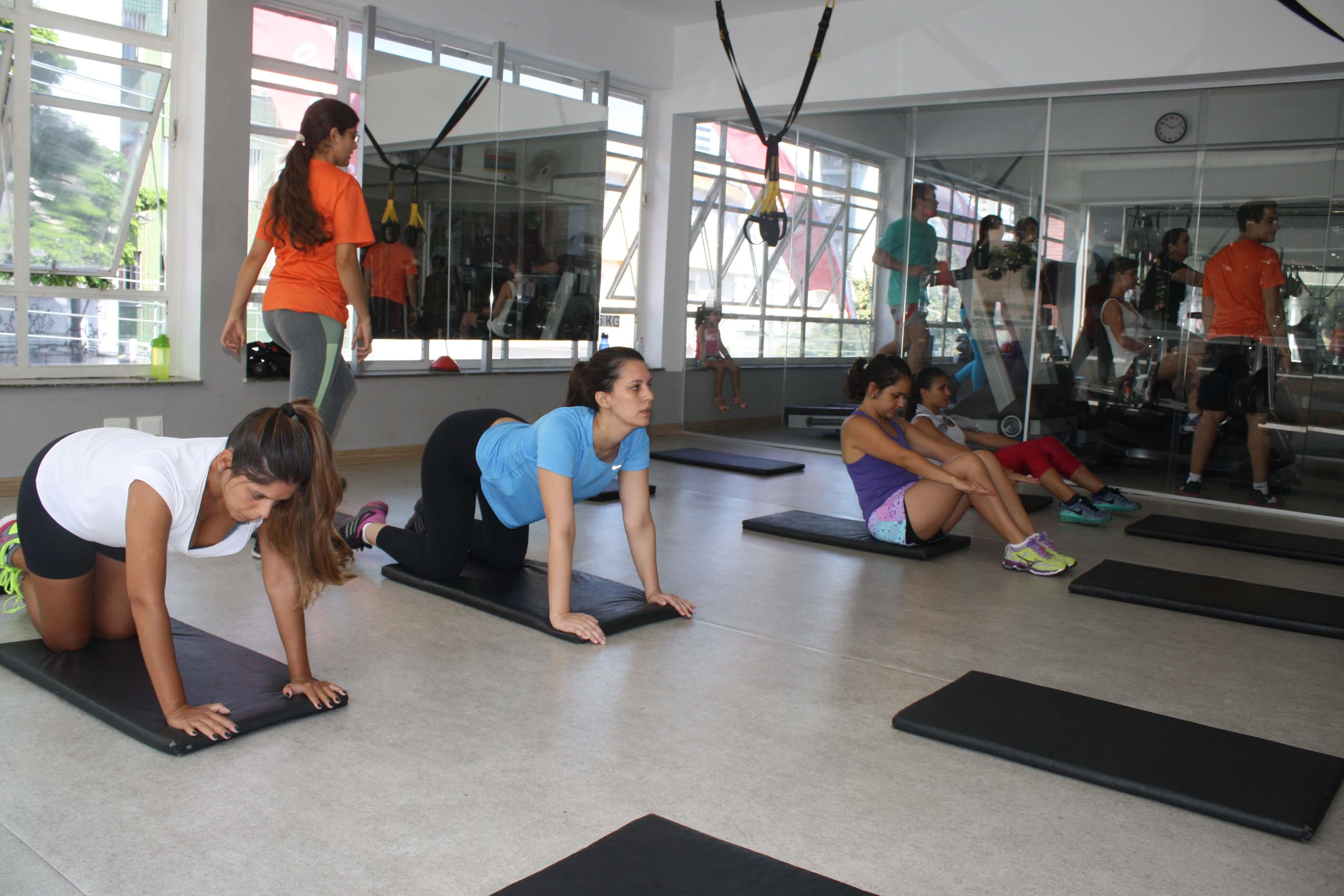 Circuito Na Academia : Pratic circuito funcional e pilates pratic academia em bh